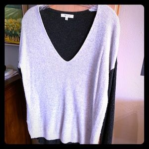 Madewell Sweater with Raglan Sleeves